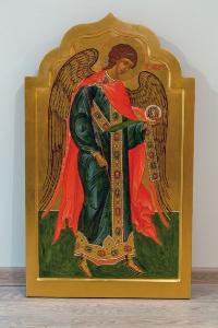 Икона архангела Михаила для иконостаса