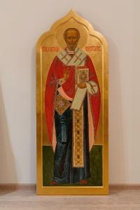Икона святителя Николая Чудотворца для иконостаса