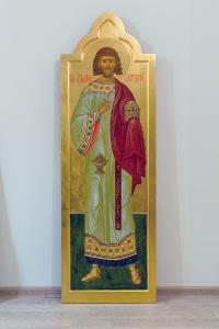 Мученик архидиакон Лаврентий. Икона