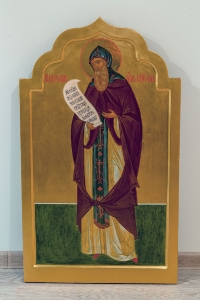 Равноапостольный Кирилл. Икона