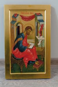 Апостол Лука. Икона