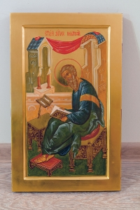 Апостол Матфей. Икона
