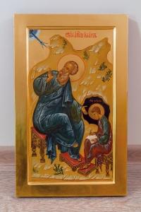 Апостол Иоанн Богослов. Икона для иконостаса