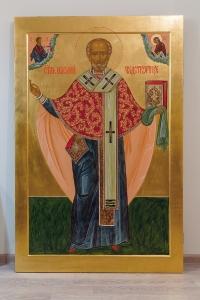 Святитель Николай Чудотворец. Икона