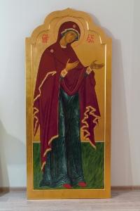 Пресвятая Богородица. Икона для иконостаса