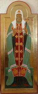 Святитель Тихон, патриарх Московский. Икона