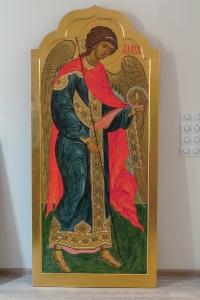 Архангел Михаил. Икона для иконостаса