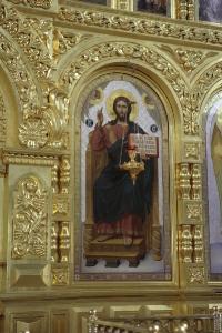 Иконостас Иверского собора Николо-Перервинского монастыря_10