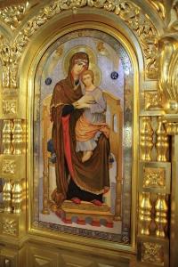 Иконостас Иверского собора Николо-Перервинского монастыря_11