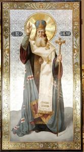 Иконостас Иверского собора Николо-Перервинского монастыря_12