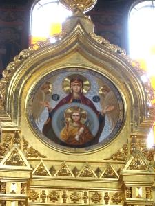 Иконостас Иверского собора Николо-Перервинского монастыря_13