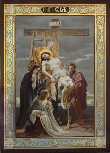 Иконостас Иверского собора Николо-Перервинского монастыря_2