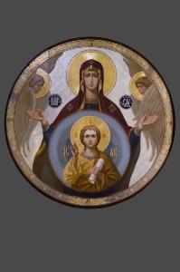 Иконостас Иверского собора Николо-Перервинского монастыря_3