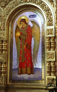 Иконостас Иверского собора Николо-Перервинского монастыря_5