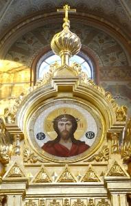 Иконостас Иверского собора Николо-Перервинского монастыря_7