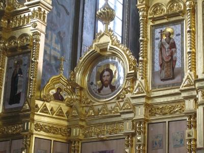 Иконостас Иверского собора Николо-Перервинского монастыря_8