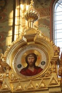 Иконостас Иверского собора Николо-Перервинского монастыря_9