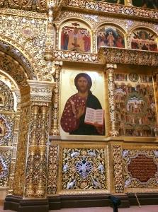 Иконостас храма Всех святых г. Гусева Калининградской области_3
