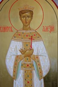 Иконостас Алексеевского придела Троицкого собора г. Щелково_2