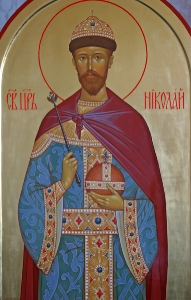 Иконостас Алексеевского придела Троицкого собора г. Щелково_3