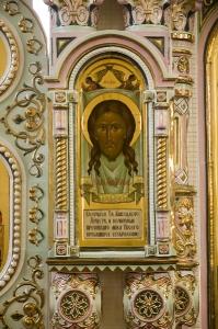 Иконостас Алексеевского придела Троицкого собора г. Щелково_5