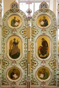 Иконостас Алексеевского придела Троицкого собора г. Щелково_6