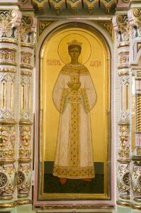 Иконостас Алексеевского придела Троицкого собора г. Щелково_7