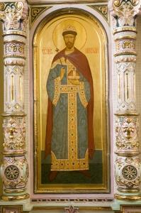 Иконостас Алексеевского придела Троицкого собора г. Щелково_8
