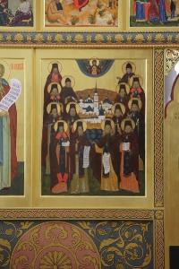 Иконостас храма иконы Божией Матери