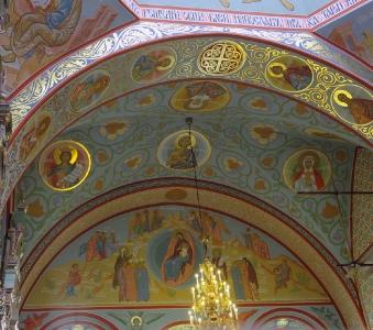 Роспись Троицкого собора г. Щелково_11