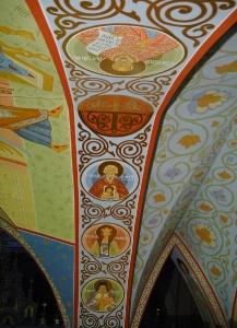 Роспись Троицкого собора г. Щелково_13