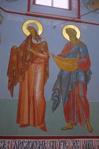 Роспись Троицкого собора г. Щелково_16