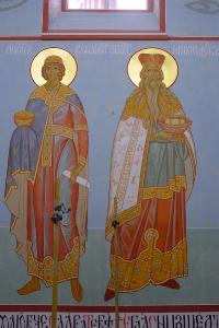 Роспись Троицкого собора г. Щелково_17
