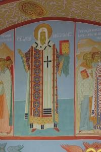 Роспись Троицкого собора г. Щелково_21