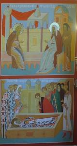Роспись Троицкого собора г. Щелково_22
