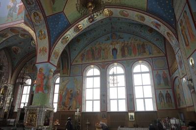 Роспись Троицкого собора г. Щелково_23