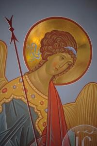 Роспись Троицкого собора г. Щелково_24