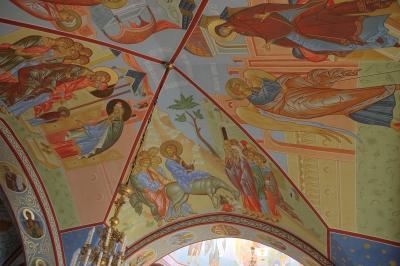 Роспись Троицкого собора г. Щелково_27
