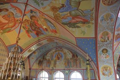 Роспись Троицкого собора г. Щелково_29