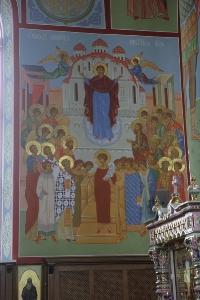 Роспись Троицкого собора г. Щелково_32