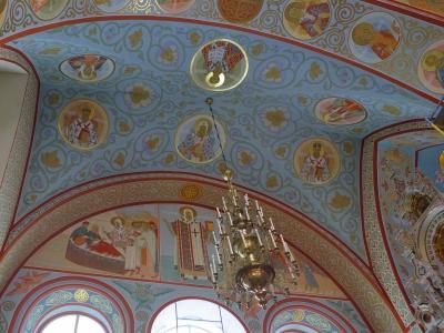 Роспись Троицкого собора г. Щелково_34