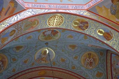 Роспись Троицкого собора г. Щелково_35