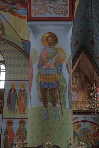 Роспись Троицкого собора г. Щелково_36