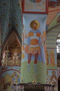 Роспись Троицкого собора г. Щелково_38