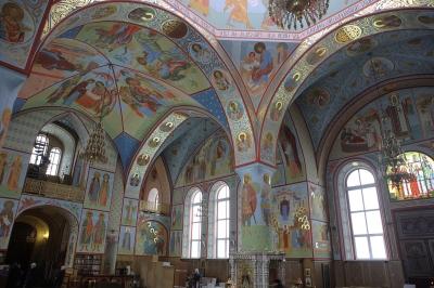 Роспись Троицкого собора г. Щелково_5