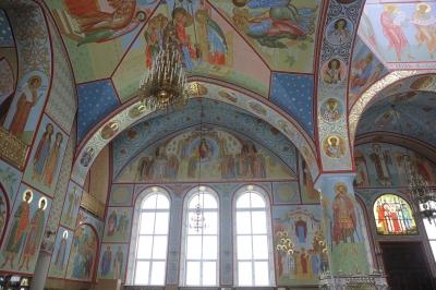 Роспись Троицкого собора г. Щелково_6