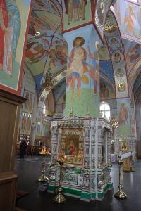 Роспись Троицкого собора г. Щелково_7