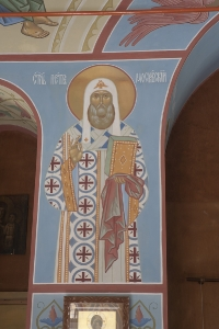 Роспись Троицкого храма г. Пушкино_10