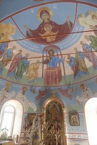 Роспись Троицкого храма г. Пушкино_2