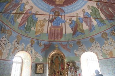 Роспись Троицкого храма г. Пушкино_5